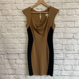 JOSEPH RIBKOFF Colour Block Bodycon Dress